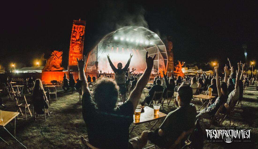 Finaliza el Resurrection Fest Estrella Galicia Limited 2021