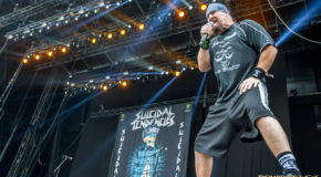 Suicidal Tendencies – Directo en el Resurrection Fest 2017