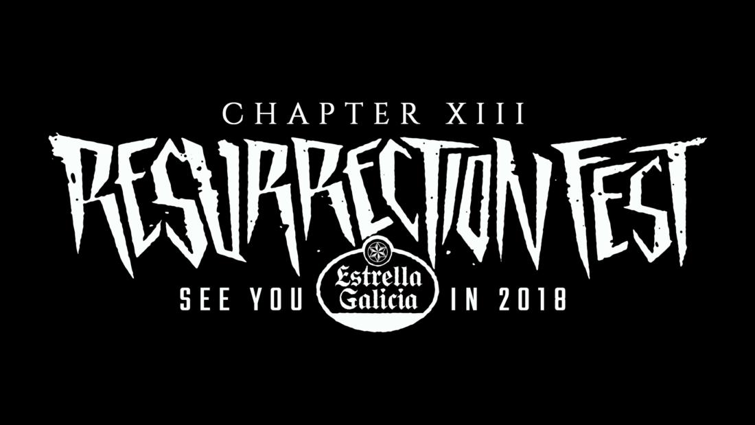 Encuesta de bandas para el Resurrection Fest Estrella Galicia 2018