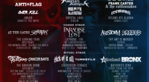 Last bands and split by days for Resurrection Fest Estrella Galicia 2018