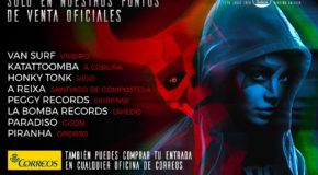 Nuevos puntos físicos de venta para el Resurrection Fest Estrella Galicia 2018