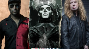 Prophets of Rage, Ghost, Megadeth and more added to Resurrection Fest Estrella Galicia 2018