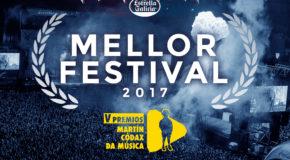 Resurrection Fest Estrella Galicia, mellor festival de 2017 nos Premios Martín Códax da Música