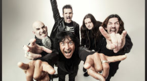 Nuevo Route Resurrection: Anthrax