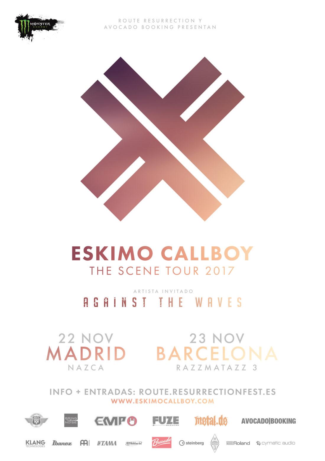 Eskimo Callboy (cancelado)