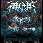 Nueva gira Route Resurrection: Revocation