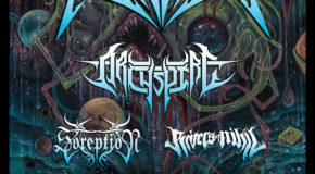 Nueva gira Route Resurrection: Revocation