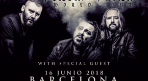 Nueva gira Route Resurrection: Seether
