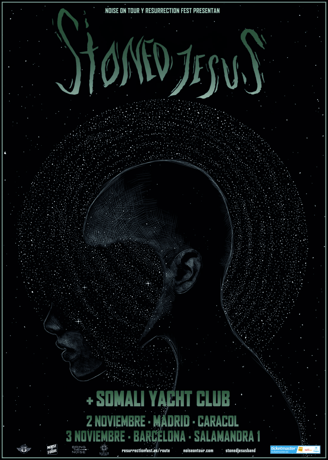 Nueva gira Route Resurrection: Stoned Jesus