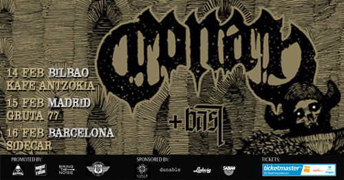 Route Resurrection Fest 2019 - Conan - Event