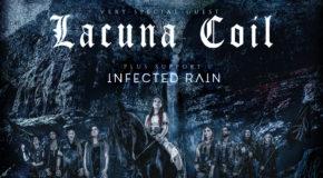 Nueva gira Route Resurrection: vuelven Eluveitie junto a Lacuna Coil