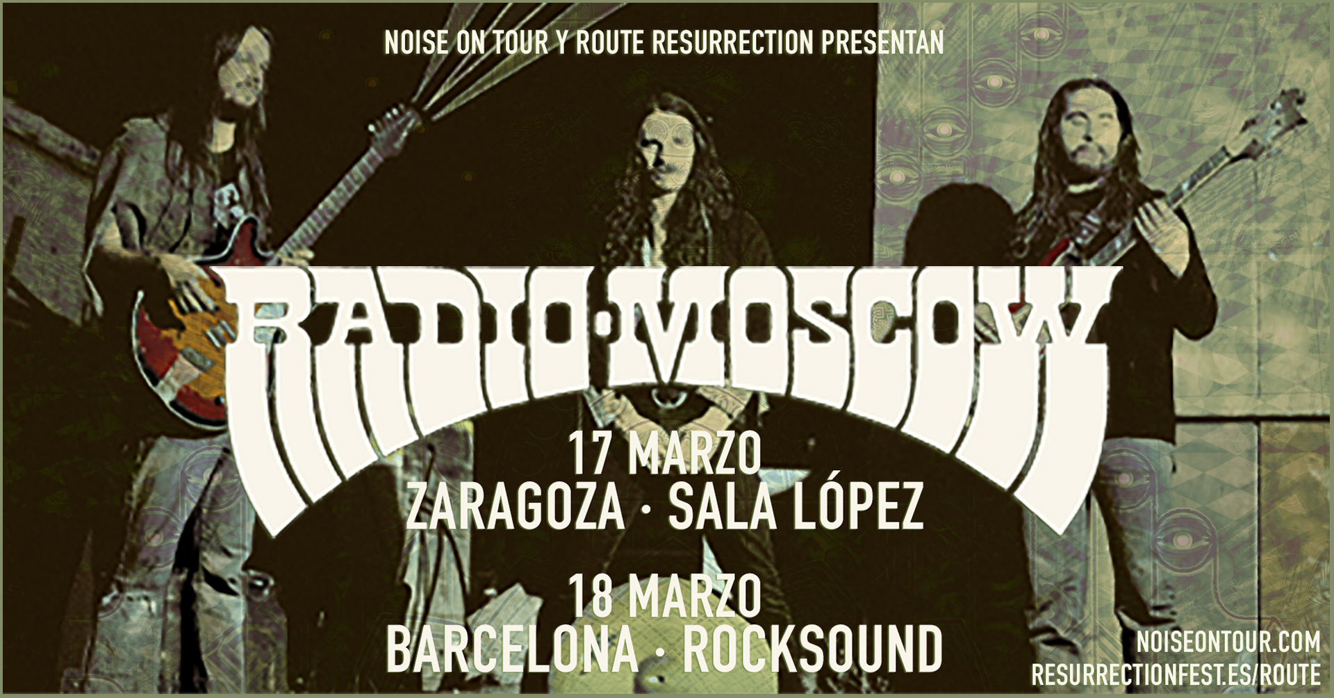 Route Resurrection Fest 2019 - Radio Moscow - Event