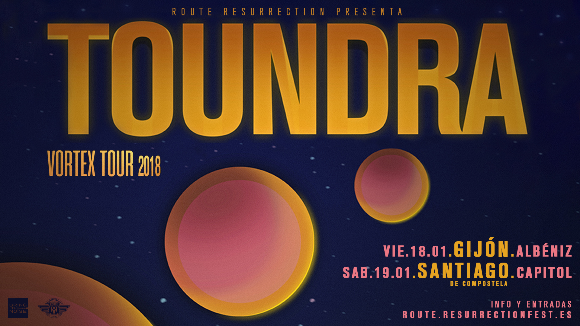 Route-Resurrection-2019-Toundra-Event
