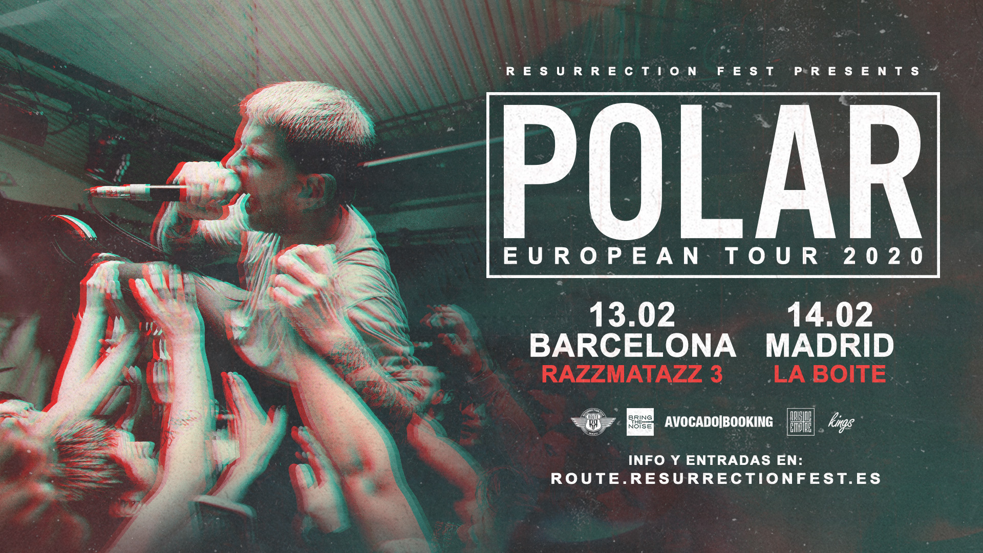 Route Resurrection Fest 2020 - Polar - Event