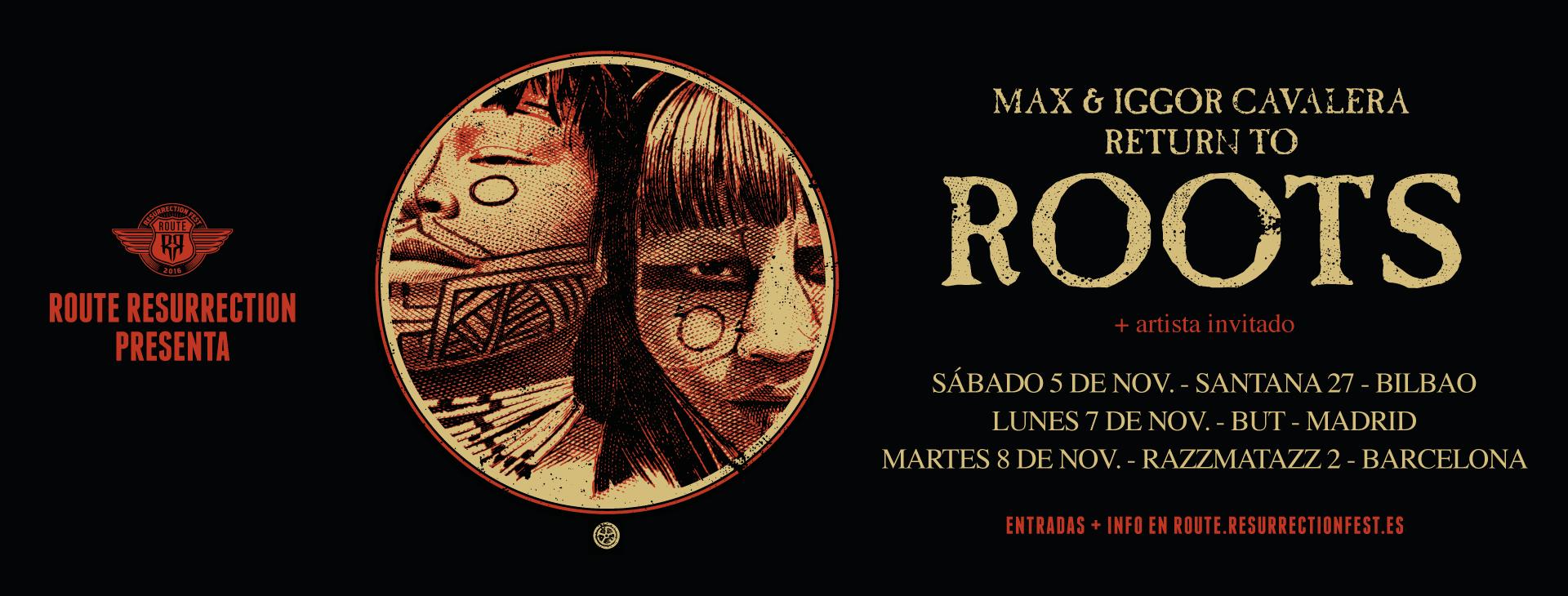 Route Resurrection Fest 2016 - Max and Iggor Cavalera - Event