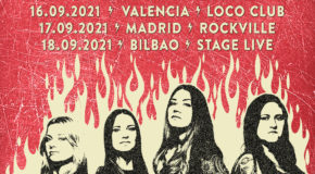 Thundermother de gira por España
