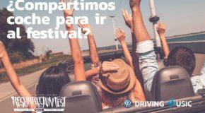 Vente al Resurrection Fest con Volkswagen Driving Music