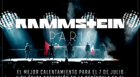 """Calienta para el Resurrection Fest con Yelmo Cines y """"Rammstein Paris"""""""