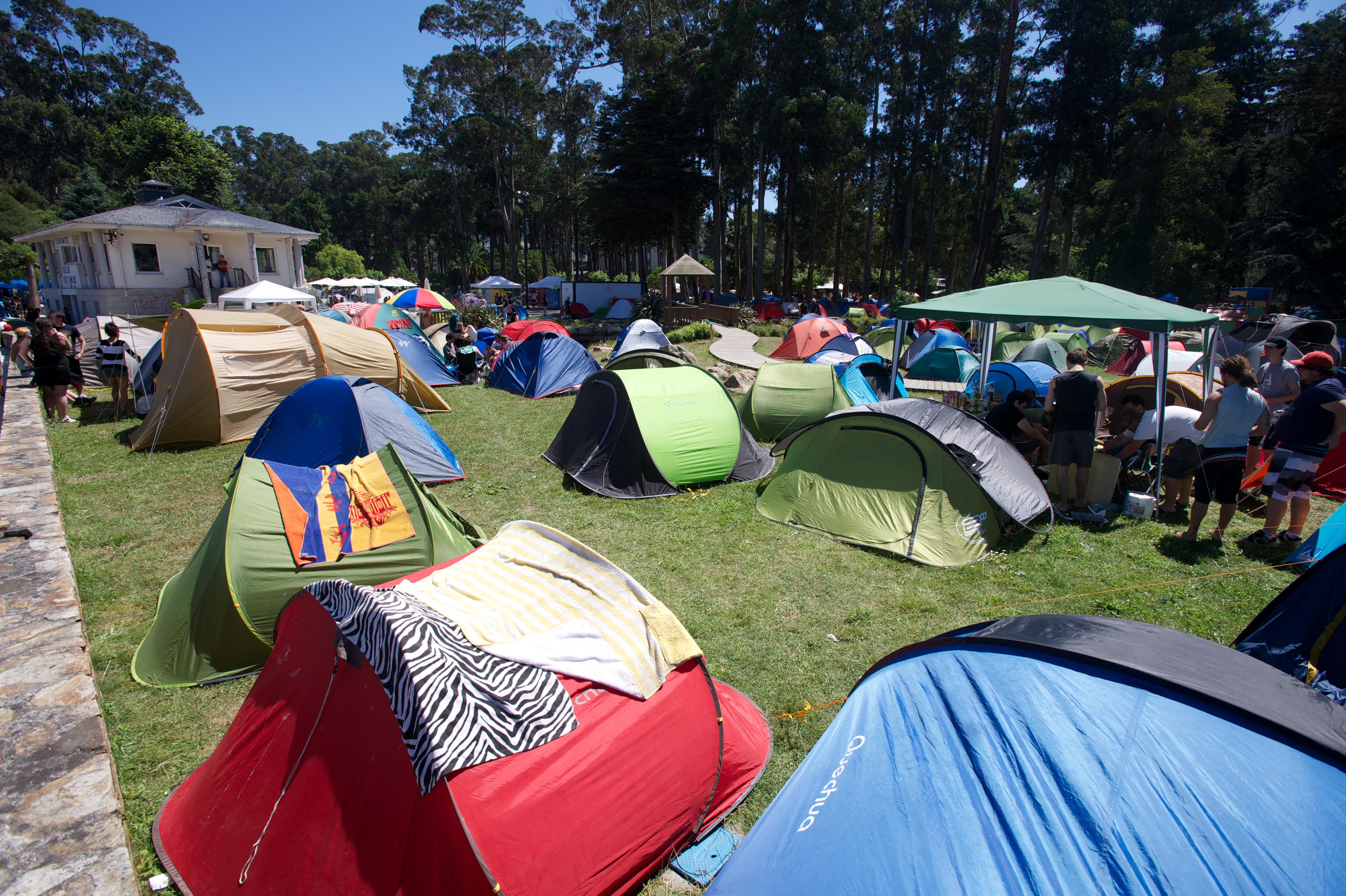 3044df96a98 It will be your favourite camping if you especially enjoy party and a good  atmosphere near the beach and the city center. This year there will also be  a ...