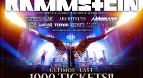 Last 1000 tickets for 7th July