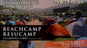 Campings of Resurrection Fest 2017 announced, and Beachcamp and Resucamp on sale