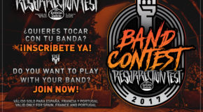 Here it is: our Resurrection Fest Estrella Galicia Band Contest 2017