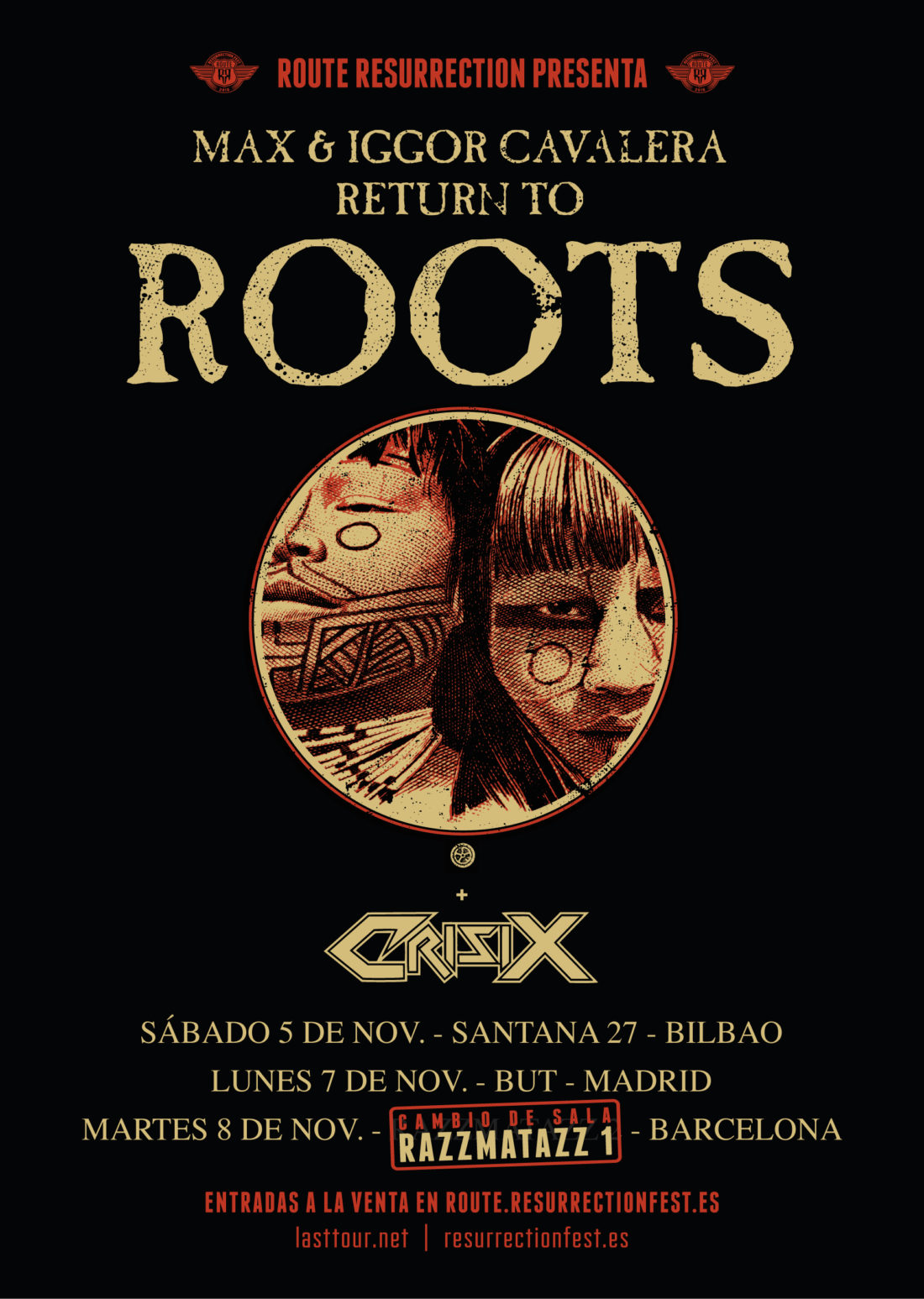 Max e Iggor Cavalera – Return To Roots