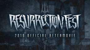 Dates for Resurrection Fest 2017 and official aftermovie