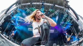 While She Sleeps – Directo en el Resurrection Fest 2016